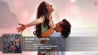 Agr to hota baghi movie song