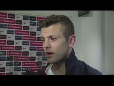 Jack Wilshere aiming for further improvement (England 1- 0 Denmark)