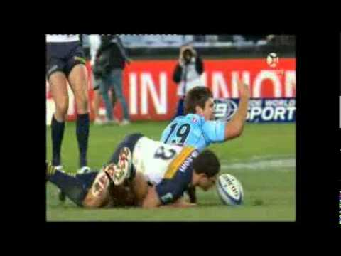 Super Rugby Rd. 18 Video Highlights