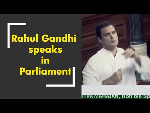 News 100: Rahul Gandhi speaks in Parliament; no secret pact in Raffle deal