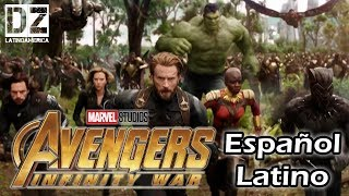 Avengers: Infinity War (Tráiler 1   Dob Español Latino)   DubZoneLA