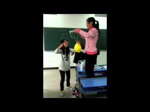 Teaching English in China - Jiangxi Normal University