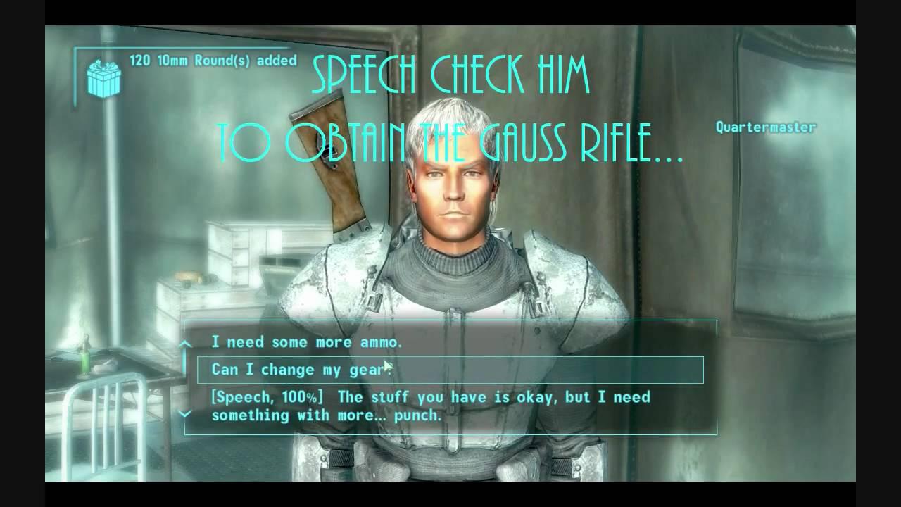 Community Ammunition Library - CALIBR для Fallout 3