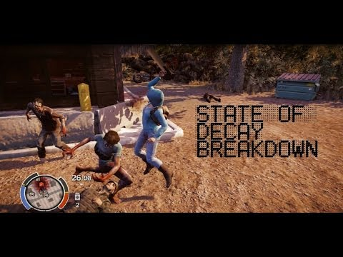 State of Decay Breakdown - pt 95 - 'Gun Shop Outpost'