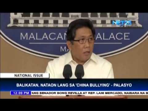 """Balikatan exercise coincides with China's """"bullying"""""""