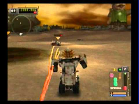 Cheat Code Mode [Twisted Metal Black] 1