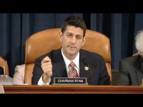 Paul Ryan Battles Sylvia Burwell, Sander Levin on Obamacare