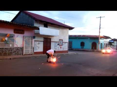Thanksgiving Morning  2014 Granada, Nicaragua