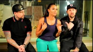 Madden brothers and Mel B discuss The Voice Kids Australia
