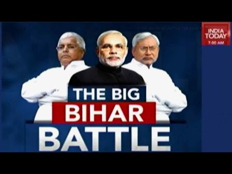 Assembly Elections: Prime Minister Modi To Hold Rally In Bihar