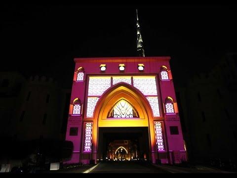 Dubai Festival of Lights: a celebration of art and light