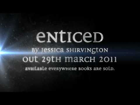 ENTICED BOOK TRAILER