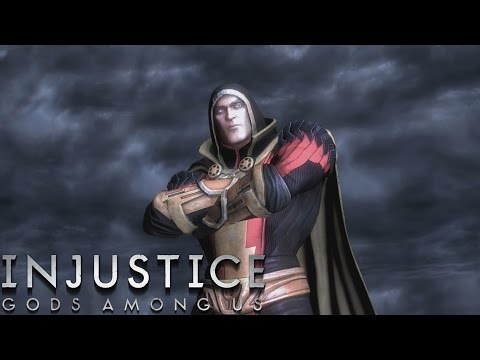 Injustice: Gods Among Us - Shazam - Classic Battles On Very Hard (No Matches Lost)