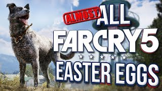 All Far Cry 5 Easter Eggs and Secrets