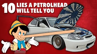 10 Lies A Petrolhead Will Tell You About Their Project Car