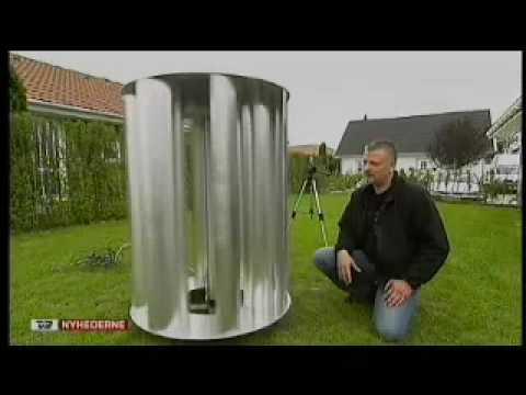 Vindmølle tv2