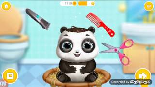 Fun Animals Care - Panda Lu BaBy Bean Care 2 - Carnival Rides & Pet Friends Gameplay By TutoTOONS