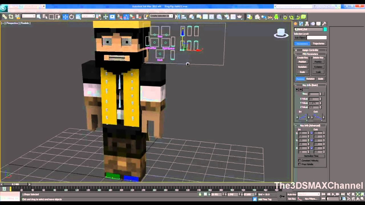 Minecraft for 3ds - 7654
