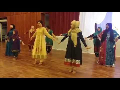 Malam Berinai Bole Chudiya & Shava Shava
