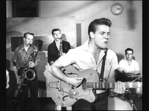 Eddie Cochran - Hallelujah I Love Her So