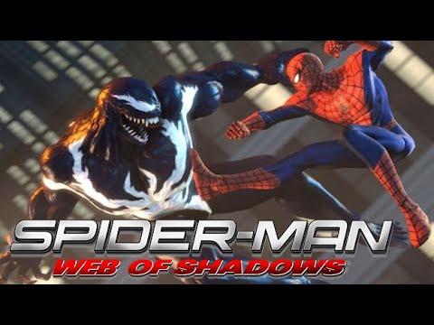 Spider-Man: Web of Shadows Pelicula Completa l Escenas del juego en ESPAÑOL HD