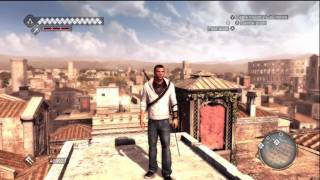 How to Get All Outfits and Altair's Sword In Assassin's Creed Brotherhood