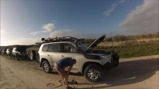 4WD Beachport-Robe easter 2017