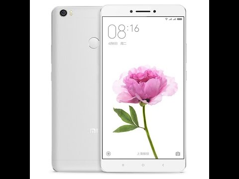 Xiaomi Mi Max 2 - Те