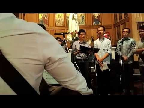 paul taylor - Mass Of Stfrancis