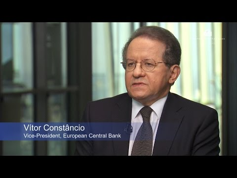 Interview with Mr Vitor Constancio, Vice President of the European Central Bank