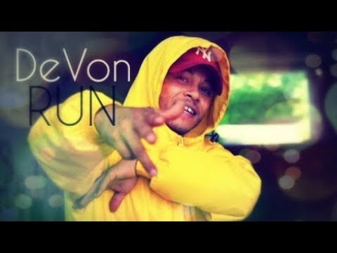 DeVon | Run [OffiziellesMusikvideoHD]|Prod. by PrimeStudios|Film by. Hoechste Zeit|Beat By. 1998