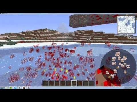 Minecraft 1.6.2: Como Instalar Mods X-Ray para Forge Tutorial Español