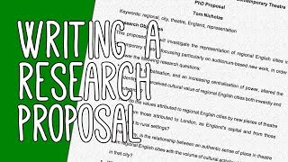 Successful Research Proposal Writing Tips for PhD Application | Essay Tips