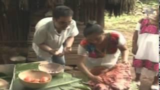 Cochinita Pibil, La Ruta Del Sabor, Yaxun� Yaxcab� Yucat�n