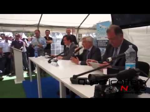 Question Time ENAC al Roma Drone Expo&Show 2014, Quadricottero News