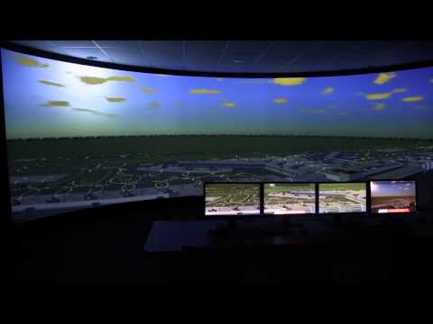 Singapore Republic Polytechnic's Virtual Aerodrome Laboratory