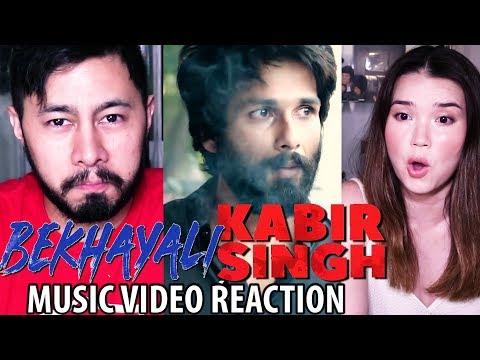 Download Lagu  KABIR SINGH: BEKHAYALI   Reaction | Shahid Kapoor, Kiara Advani | Sandeep Reddy Vanga Mp3 Free