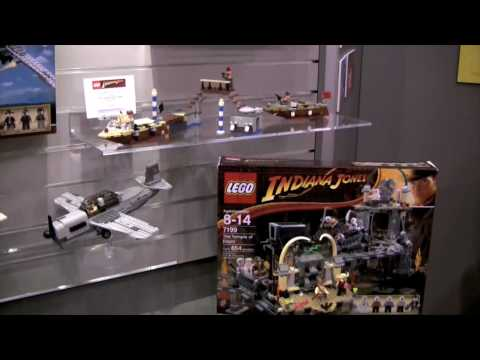 Zadzooks: Toy Fair 2009, Lego and Mattel