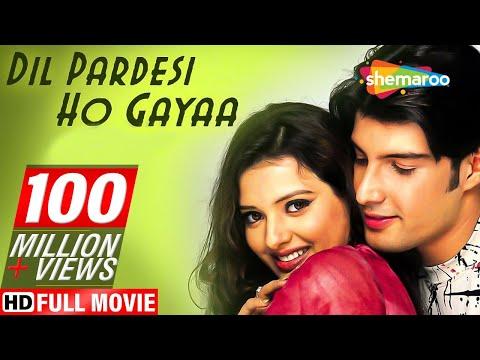 Dil Pardesi Ho Gaya {HD} - Kapil Jhaveri - Saloni Aswani - Amrish Puri - Romantic Bollywood Movie