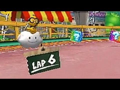 Mario Kart Wii - Max lap count modifier!