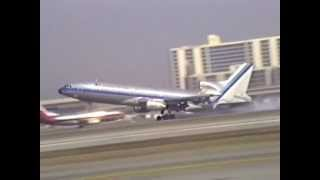 Eastern Air Lines Lockheed L-1011-385-1 Arriving & Departing LAX