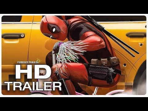 DEADPOOL 2 All Movie Clips + Trailer (2018)