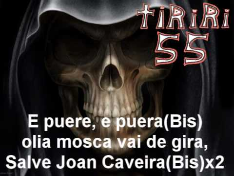 Exu Joan Caveira - Ven di lado ceminterio (Subtitulado)