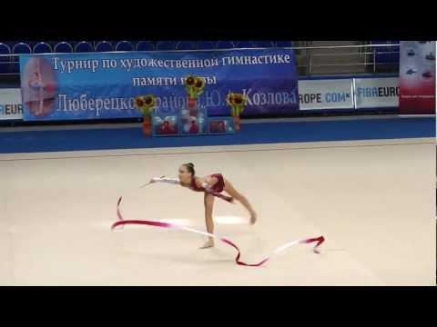 анна симонова гимнастка