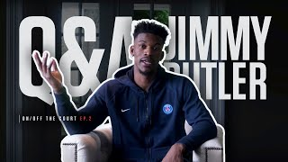 Q & A with Jimmy Butler Episode 2