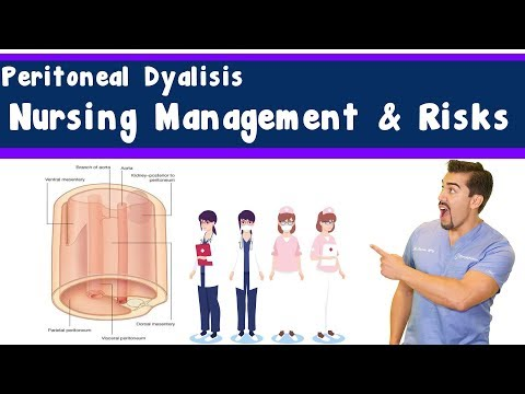Peritoneal Dialysis (nursing Considerations, Risks, Patient video