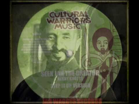 Kenny Knotts-Cultural Warriors Music-Seek Jah The Creator(2006)