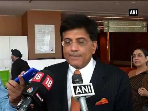 India is fastest growing economy in the world: Piyush Goel- ANI News