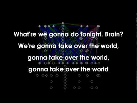 Take Over The World - Your Favorite Martian - Instrumental (fan-made) W  Lyrics video