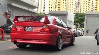1998 Mitsubishi Lancer Evolution V - Arrival